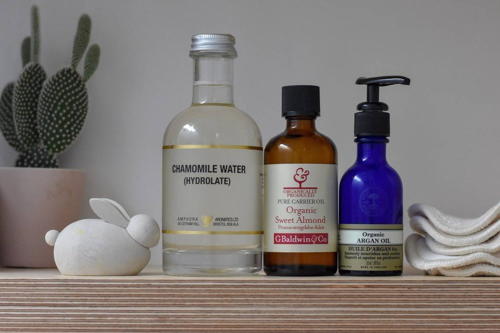 Plant power - I'm aware I'm very late to the party, but it's been an absolute revelation to use pure plant ingredients, straight up.Three superstars will have you covered:Almond oil (or coconut) is a brilliant multi-tasker. Use it to remove stubborn eye-make up, & moisturise (face and body).Flower waters makes great toners. Gentle options are neroli, lavender, rose, chamomile or try witch hazel for tricky skin.And, depending on your skin-type, you'll find a simple plant-based oil moisturiser that will most likely rock your world (no joke). I'm hooked on Argan oil, which I get topped up at my favourite unpacked bulk shop, BYO.