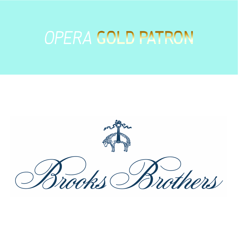 Opera Italiana is in the air - Brooks Brothers