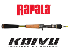 RAPALA KOIVU SPIN & CAST RODS NOW IN STORE