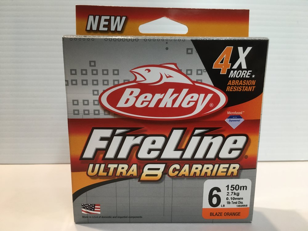 Berkley Fireline Ultra 8 Carrier
