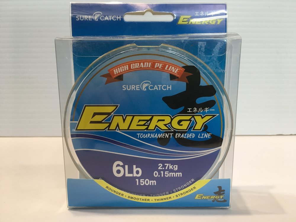 Sure Catch Energy