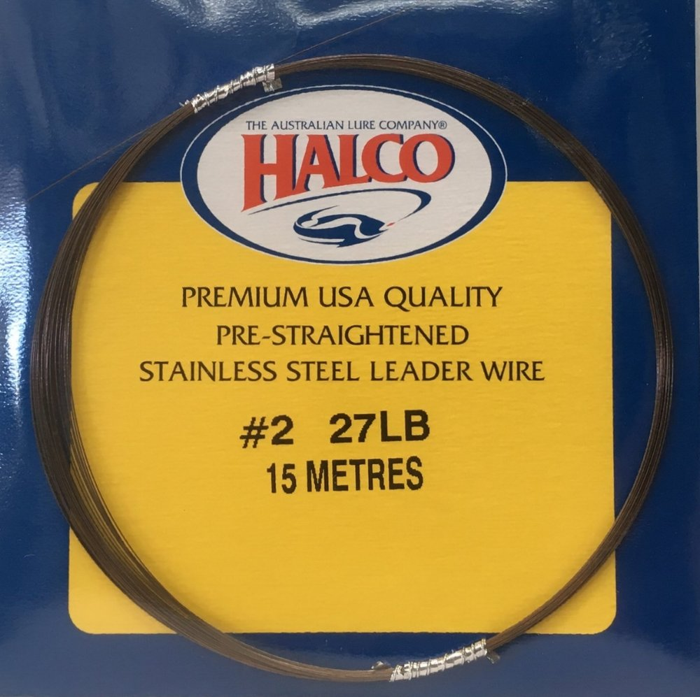 Halco Stainless Wire