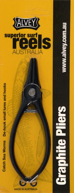 Graphite Worm Pliers