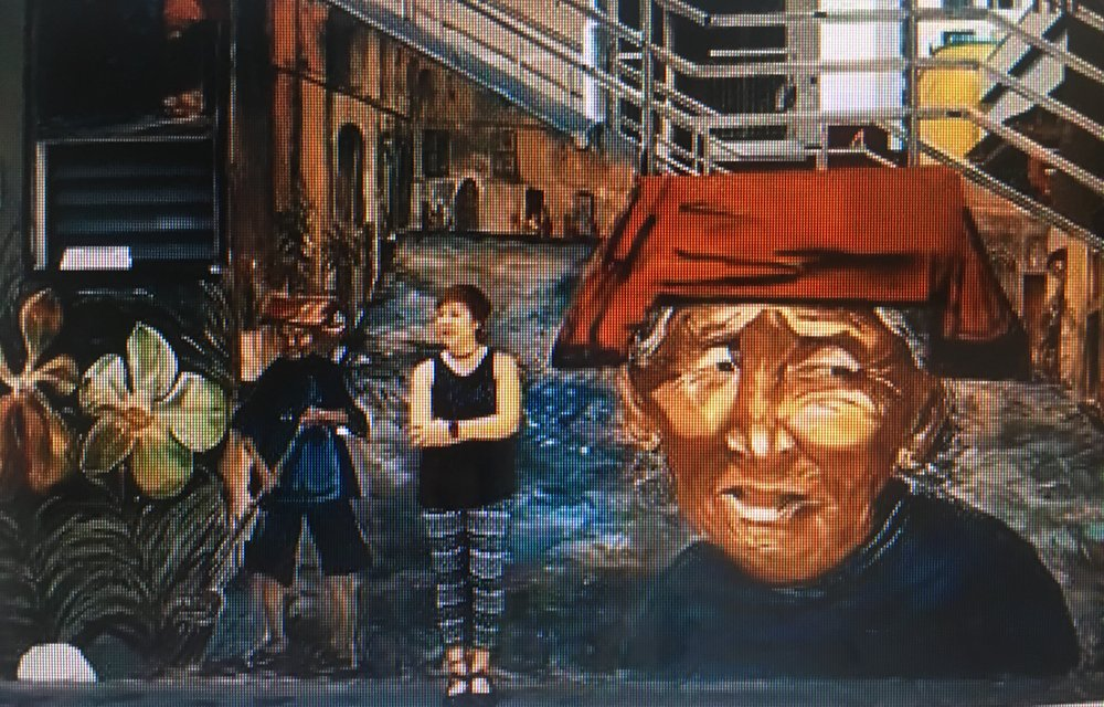 This must be my Signature Wall there. This image was featured in an article in The Singapore Straits Times on January 1st, 2018 a befitting way to start the new year! The Samsui woman is a MUST as she lived in the vicinity and other strong women who came from China of whom one of them is still around ad we all call her PoPo (Grandma) whenever we see her. She lives alone and is very independent. I know for a fact that she is in her nineties. If you are lucky, you can see her walking around especially during lunch time. She would talk to anyone who approached her but she would not take photos as it's considered taboo from a superstition of her time. I admire such women as I identify with them for their strength and courage to move on in bad and hard times and facing challenges along the way.