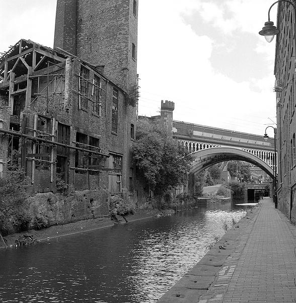 Old Mill Castlefield