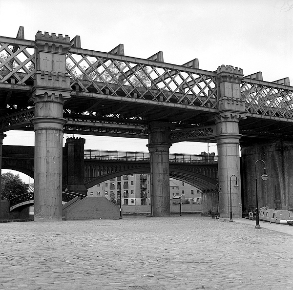 Castlefield Iron Bridge