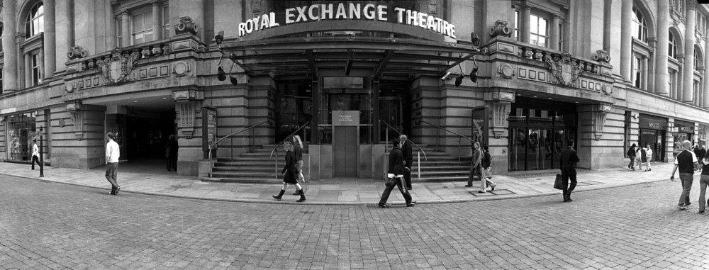 Royal Exchange Rear