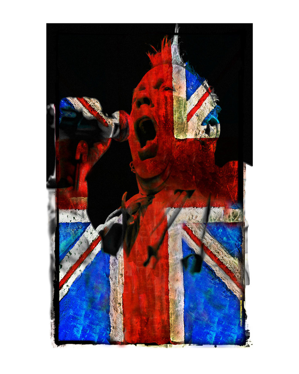 JOHNNY LYDON ENGLANDS HOPE AND GLORY