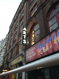 Showcase of new musical in the                       West End