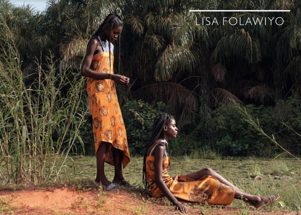 Lisa Folawiyo SS2018