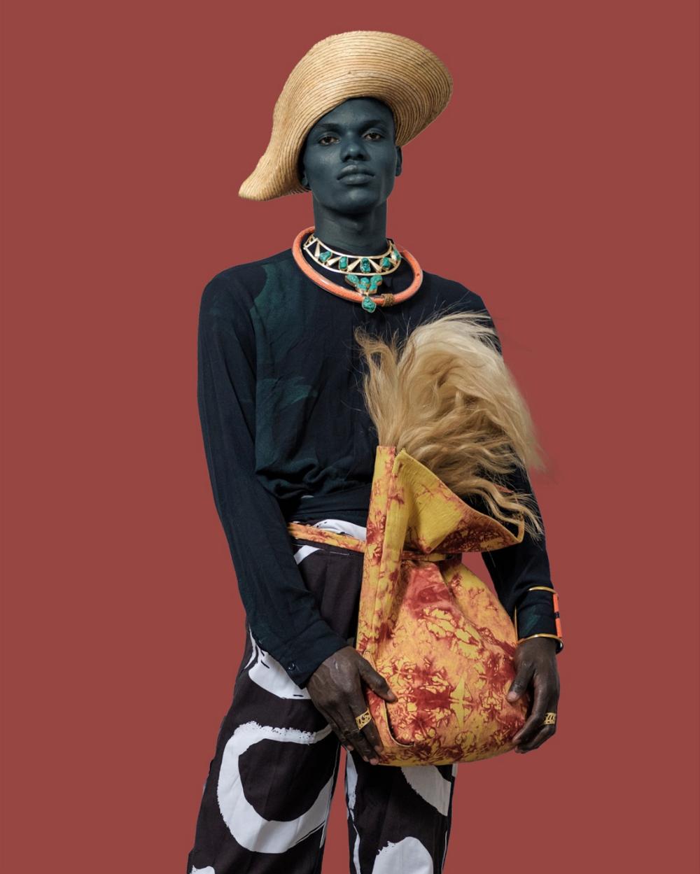 William Ukoh x AfroPunk