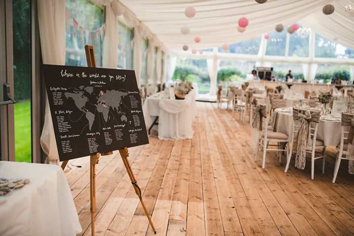 Gemma & Andrew  - After meeting Nicola at Hockwold Hall wedding fair, we instantly fell in love with her stationery and ideas. We ordered all of our stationery as well as a beautiful 'Welcome to our wedding' board. This lady is amazing, we were kept up to date on the whole process, the attention to detail is fantastic. We are so pleased that we met her and she created our dream stationery to the highest standard. We have had many compliments on out invites. Nicola goes above and beyond to create bespoke stationary and it was an absolute pleasure to have her as part of our wedding preparations.Photo: Gina Manning PhotographyBotanical Band Invitations, Welcome Sign, Bespoke Table Plan