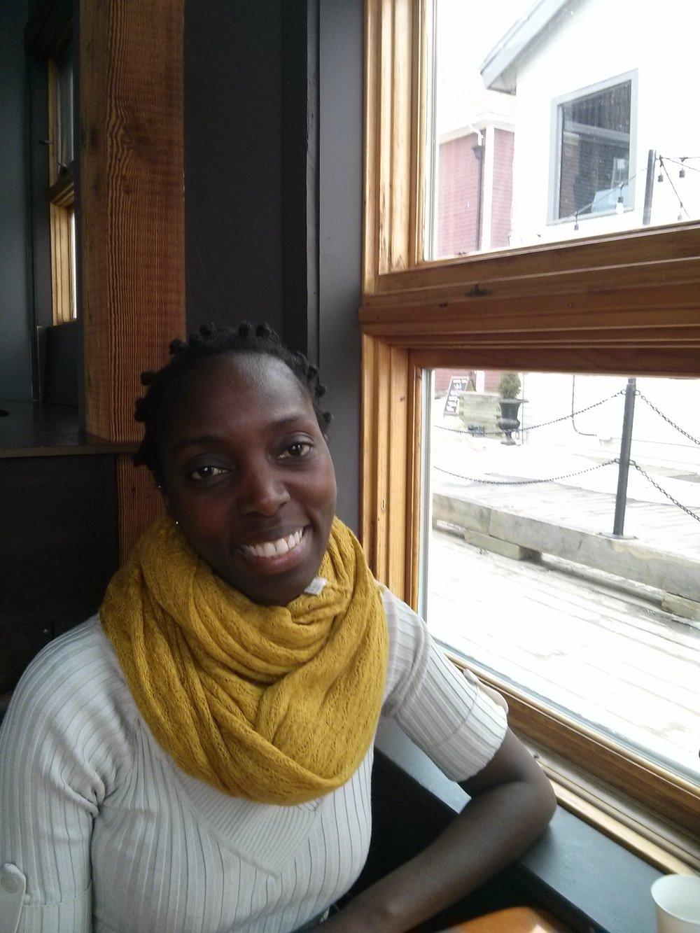 Louise Adongo
