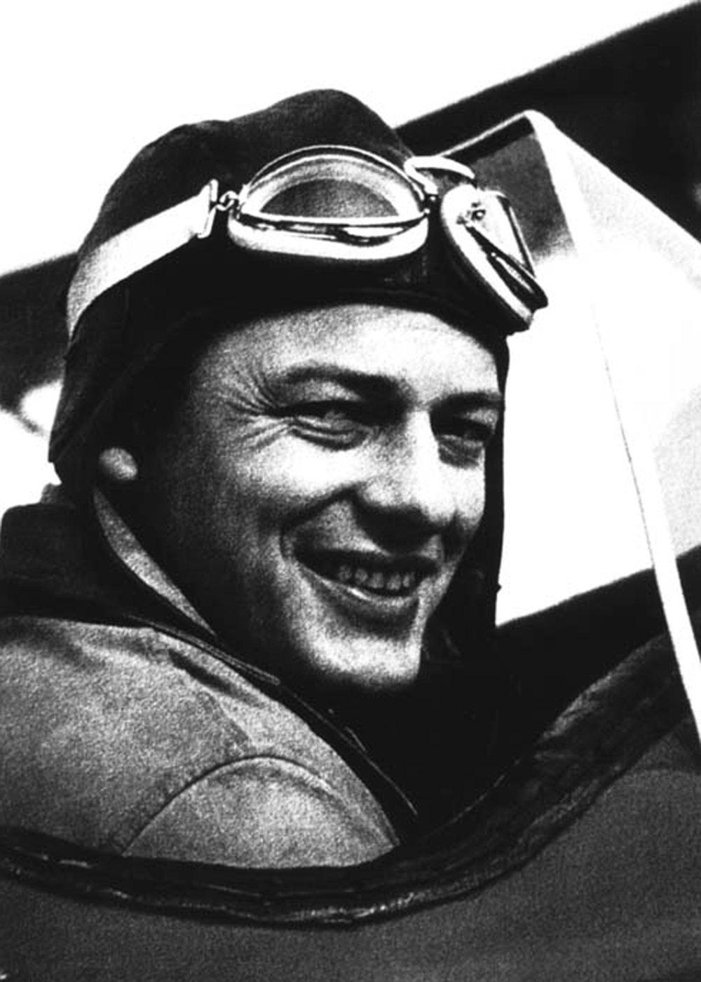 Ernest Gann - Aviator