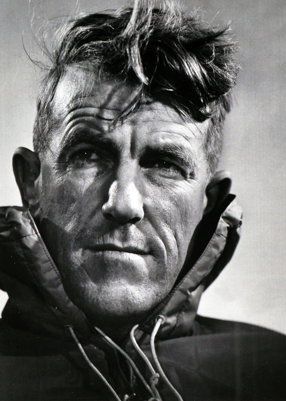 Edmund Hillary - Climber
