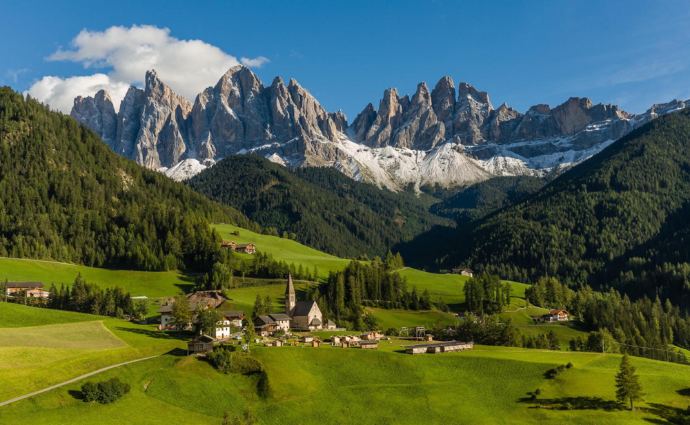 The Dolomites - PLANNING NOW