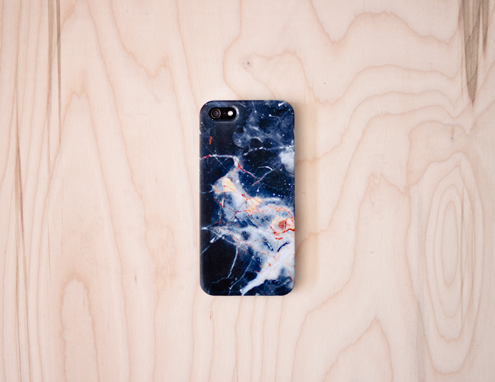 Black Marble iPhone Case 5   5S   5SE   6   6S — Debbie Carlos Studio 6622135bd7