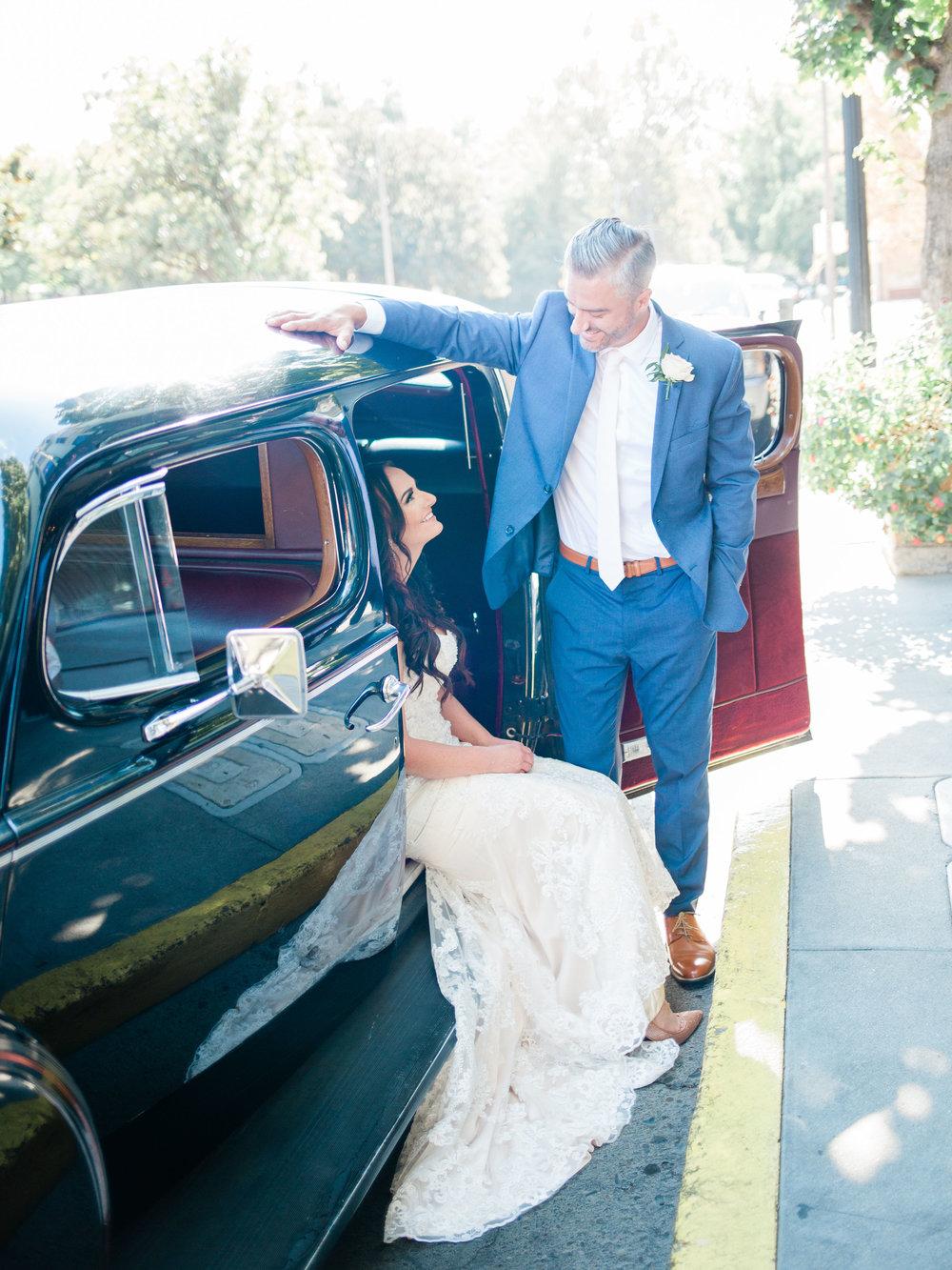 Tara + John's Wedding at the Historical Patrick Ranch Museum | Durham, California Wedding Photographer | Samantha McPherrin Wedding Photography | samanthamcpherrin.com