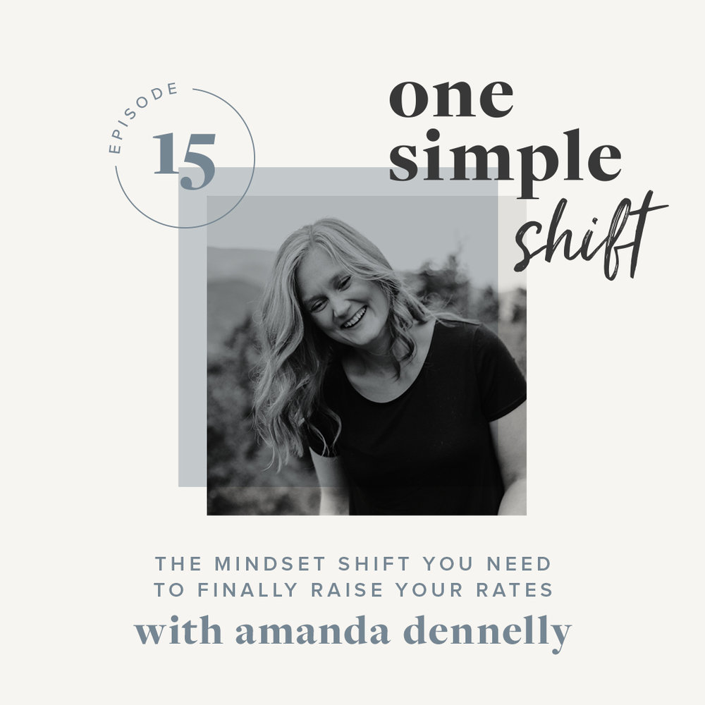A Mindset Shift To Continue Supporting >> 15 The Mindset Shift You Need To Finally Raise Your Rates With