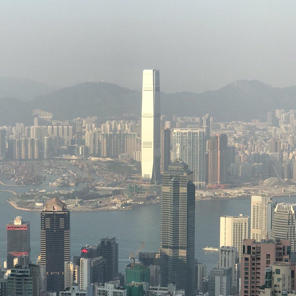 ICC - Hong Kong's highest building