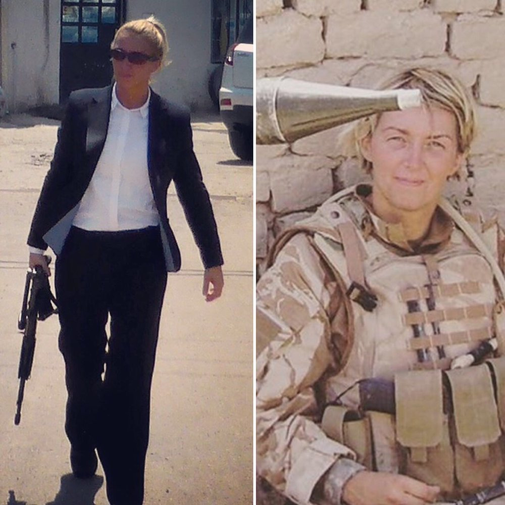 Chantelle Taylor - Royal Army Medical Corps (Sgt)