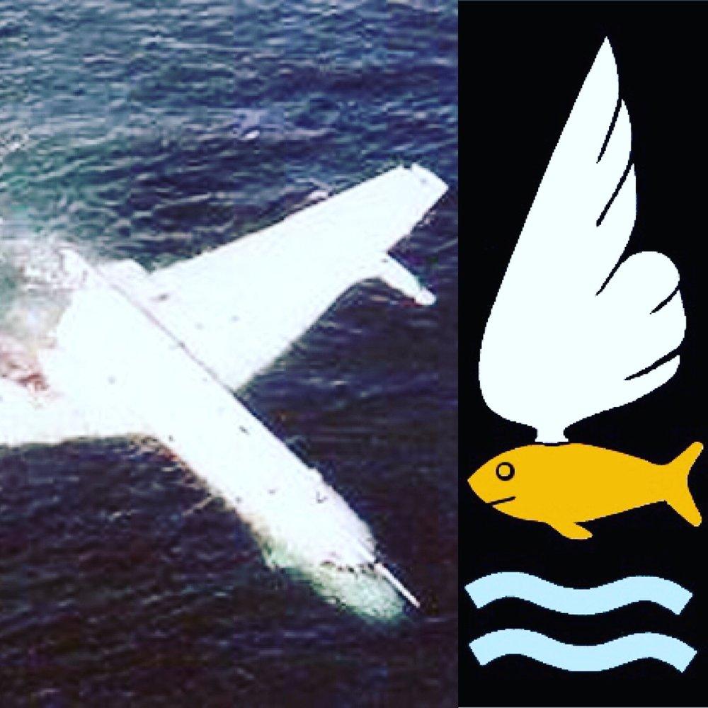 Art Stacey - RAF (Sqn Ldr, retired) & Goldfish Club (Chairman)