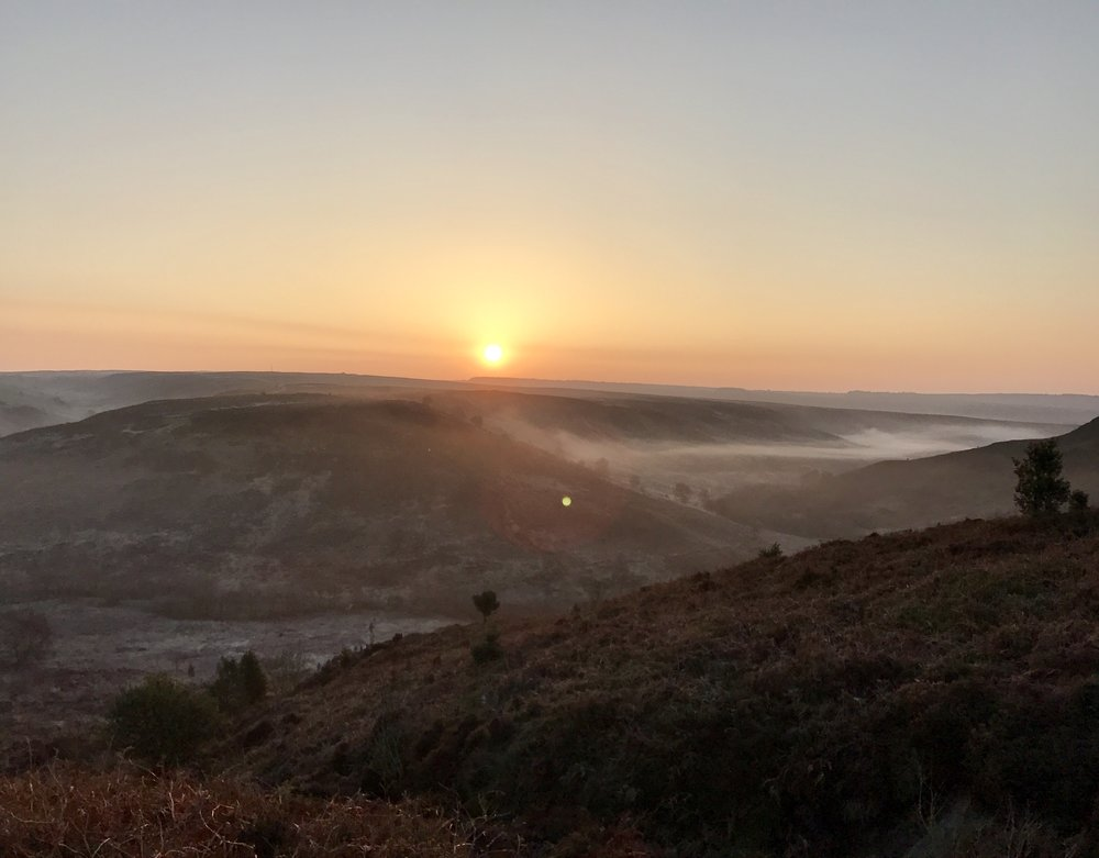 North Yorkshire Moors Traverse - Lyke Wake Walk (40 miles)