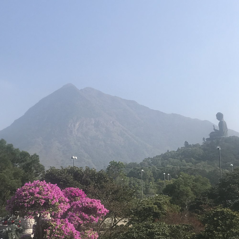 Lantau Peak - Lantau Island, Hong Kong