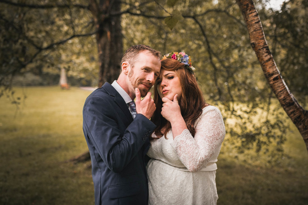 L + H Surprise Wedding Day - Donadea Forest, Co. Kildare, Ireland