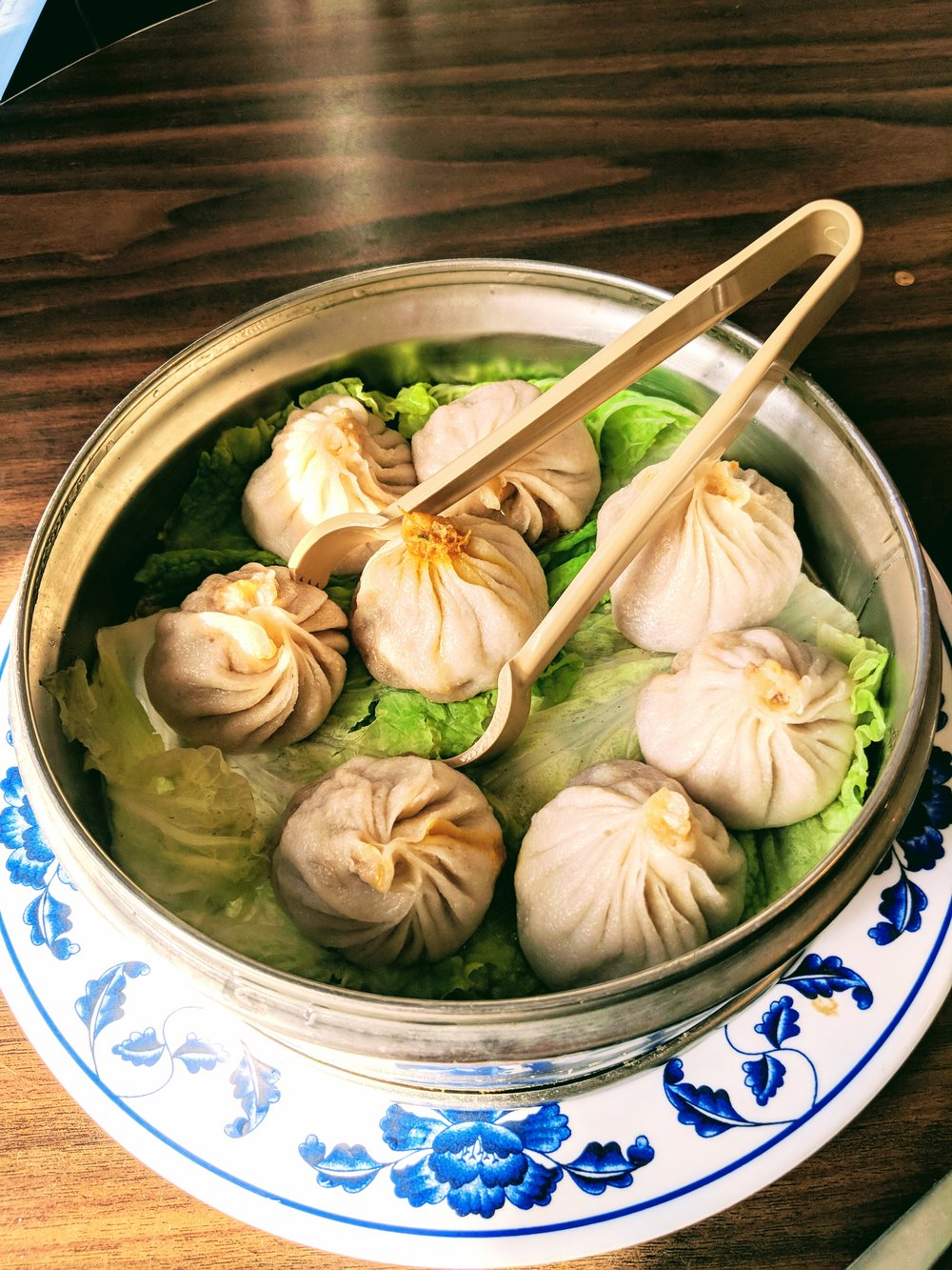 Soup Dumplings - A trending NYC favorite.