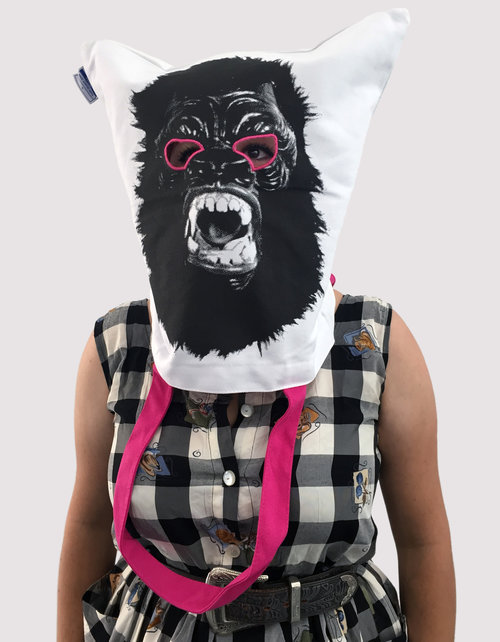 This Guerrilla Girls Bag Is Totes Feminist -