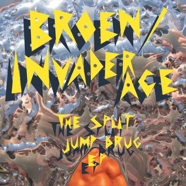 Broen and Invader Ace - The Split Jump Drug EP, 2013