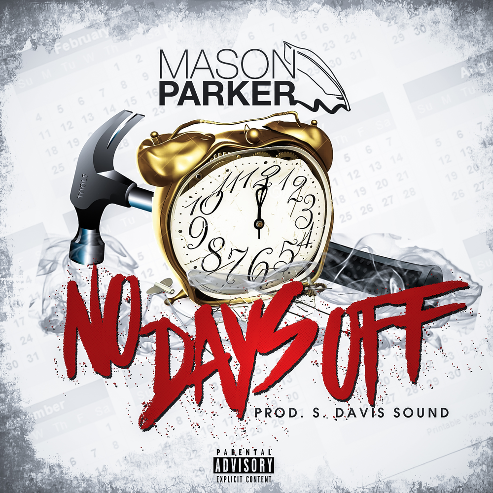 -  No Days Off Single available everywhere music is sold.