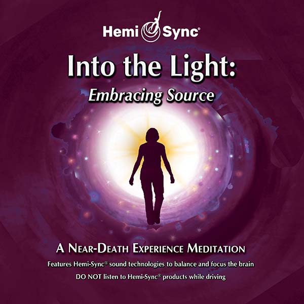 Into the light embracing source