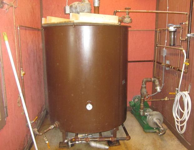 2010 Mash Tun 250 Gallons