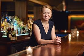 Lorilei Bailey - She's all about cocktails. And events.