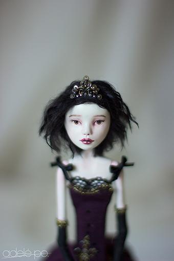 OOAK art doll - fouette by adelepo.jpg 3.jpg