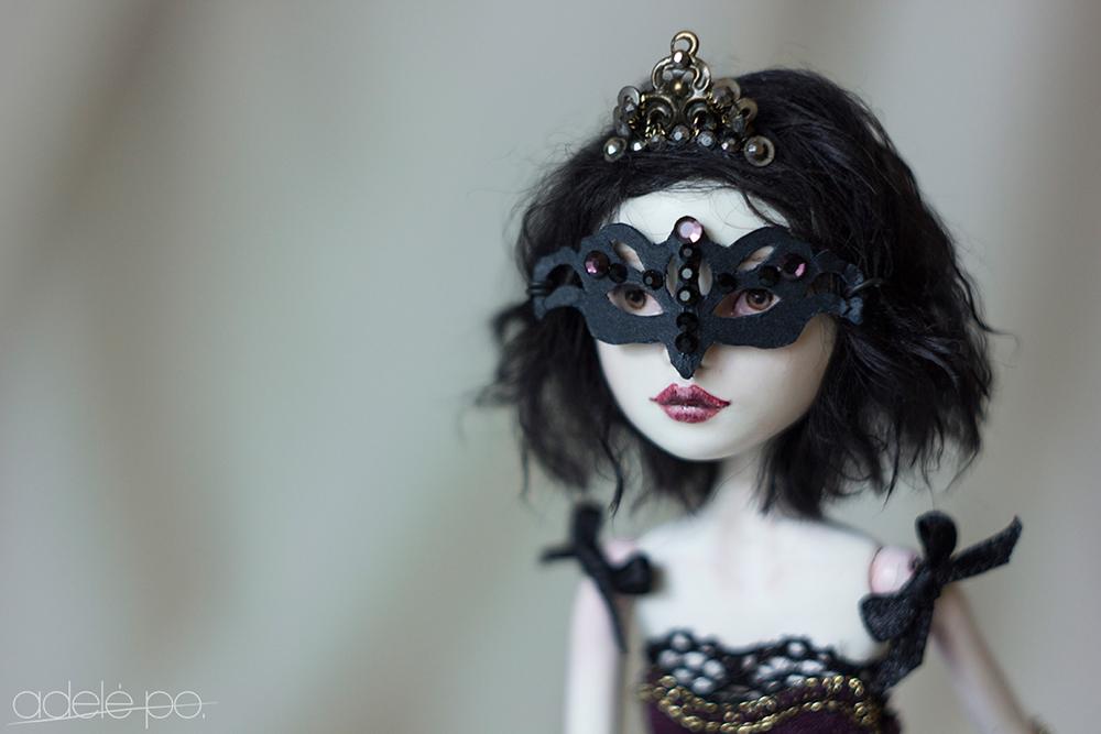 OOAK art doll - fouette by adelepo.jpg 5.jpg