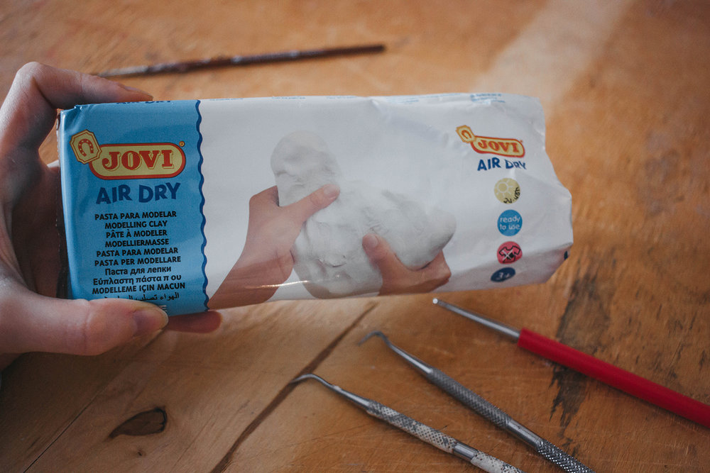 Jovi air dry clay review by adelepo