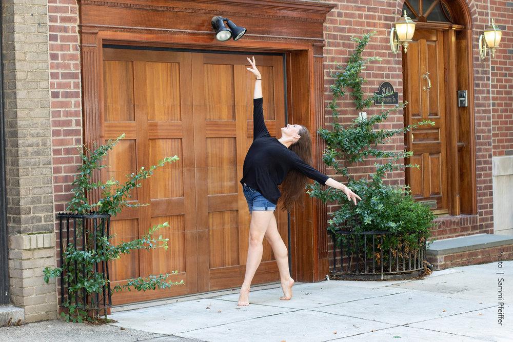 teaching Ballet.. - Fallon Gannon