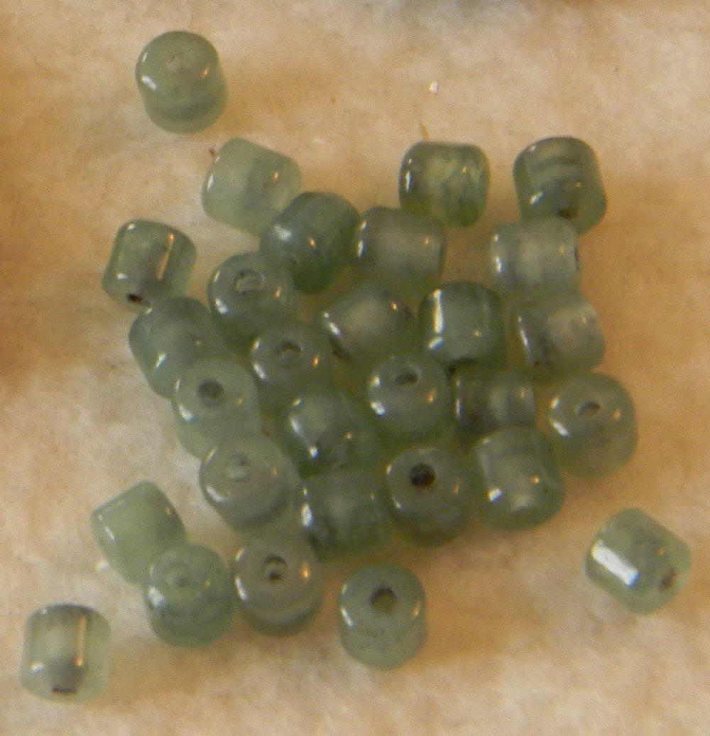 Small Jade Beads