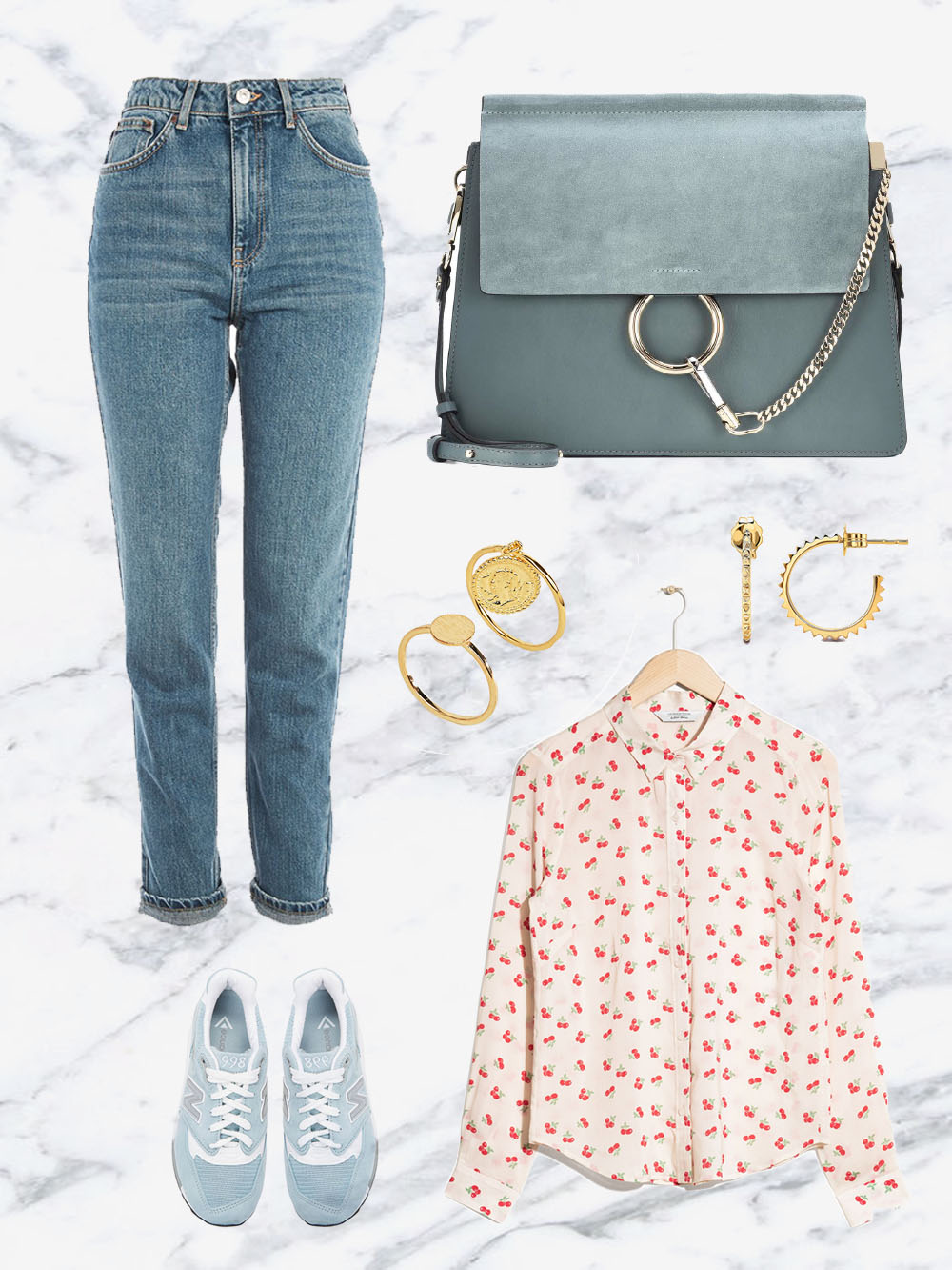 Chloe Faye Bag Outfit Ideas