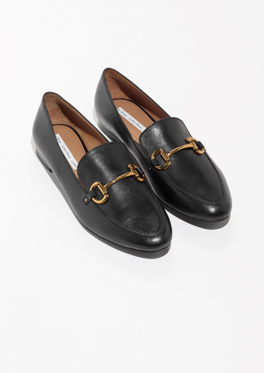 &other stories Horsebit Buckle Loafer