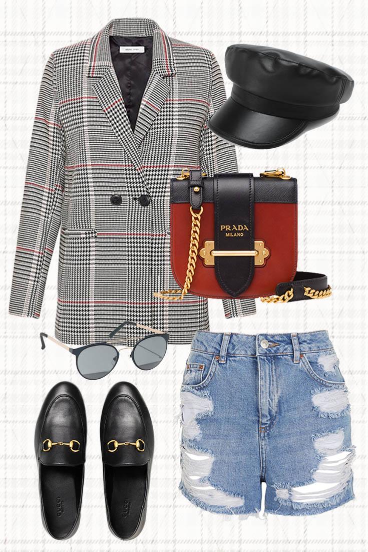 Prada Pionniere Bag Outfit