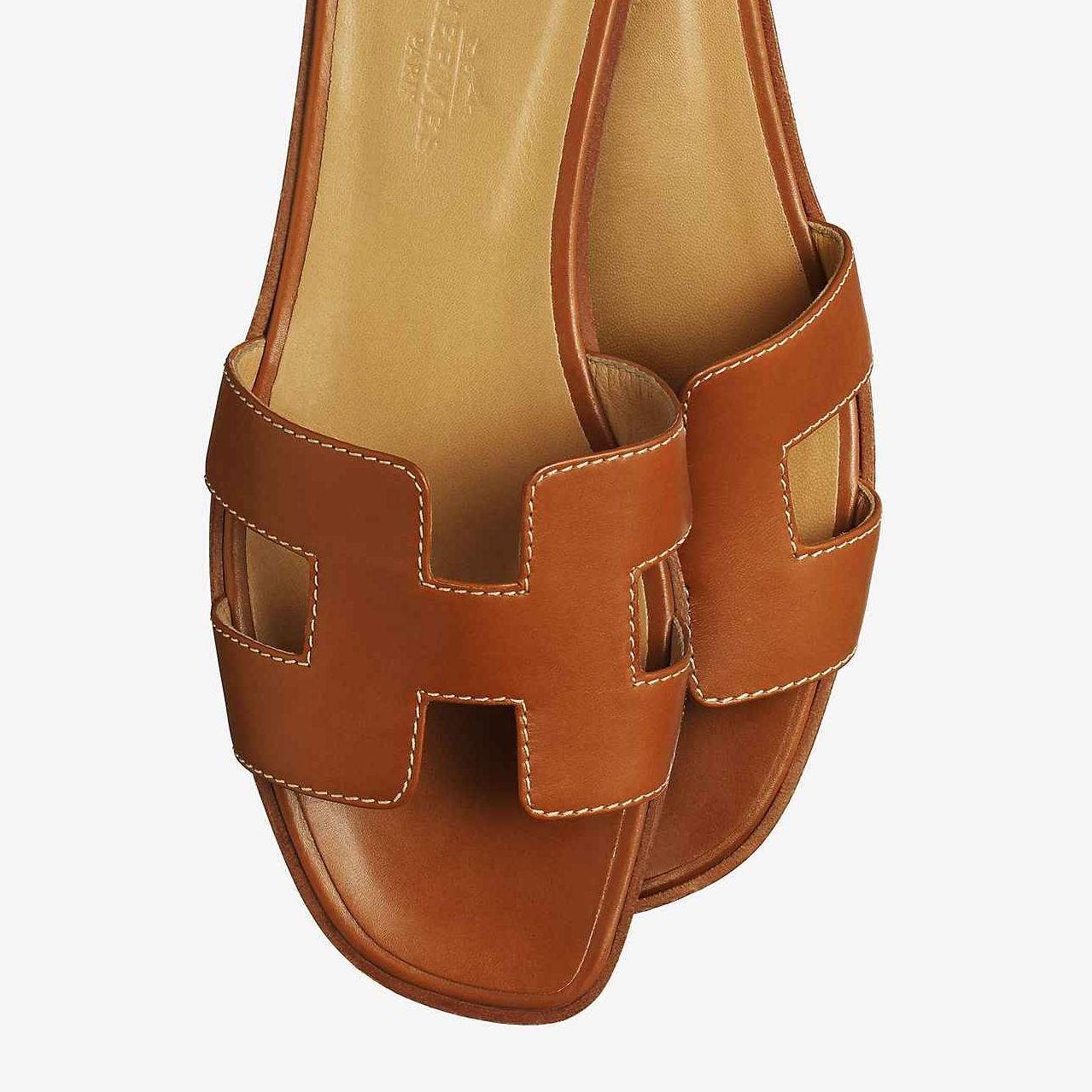 d6cd7cb805e Designer Shoes And Their Dupes #3 Hermes Oran Sandal — Cafe Carrie ...