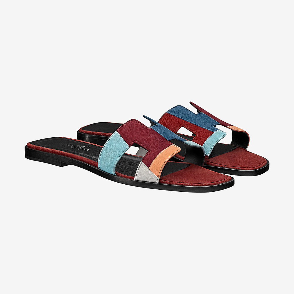 a50b9f3e834a Designer Shoes And Their Dupes  3 Hermes Oran Sandal — Cafe Carrie ...