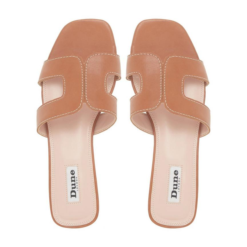 Dune London Loupe Slider Sandal