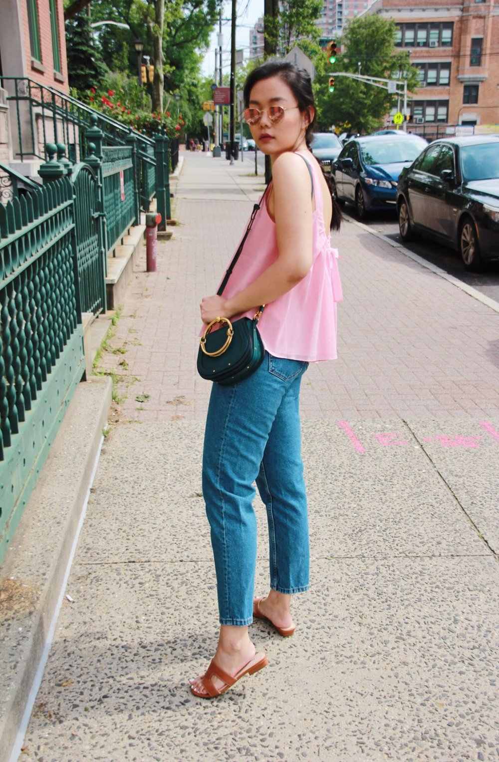 Pink & Denim - Summer Casual Style Lookbook