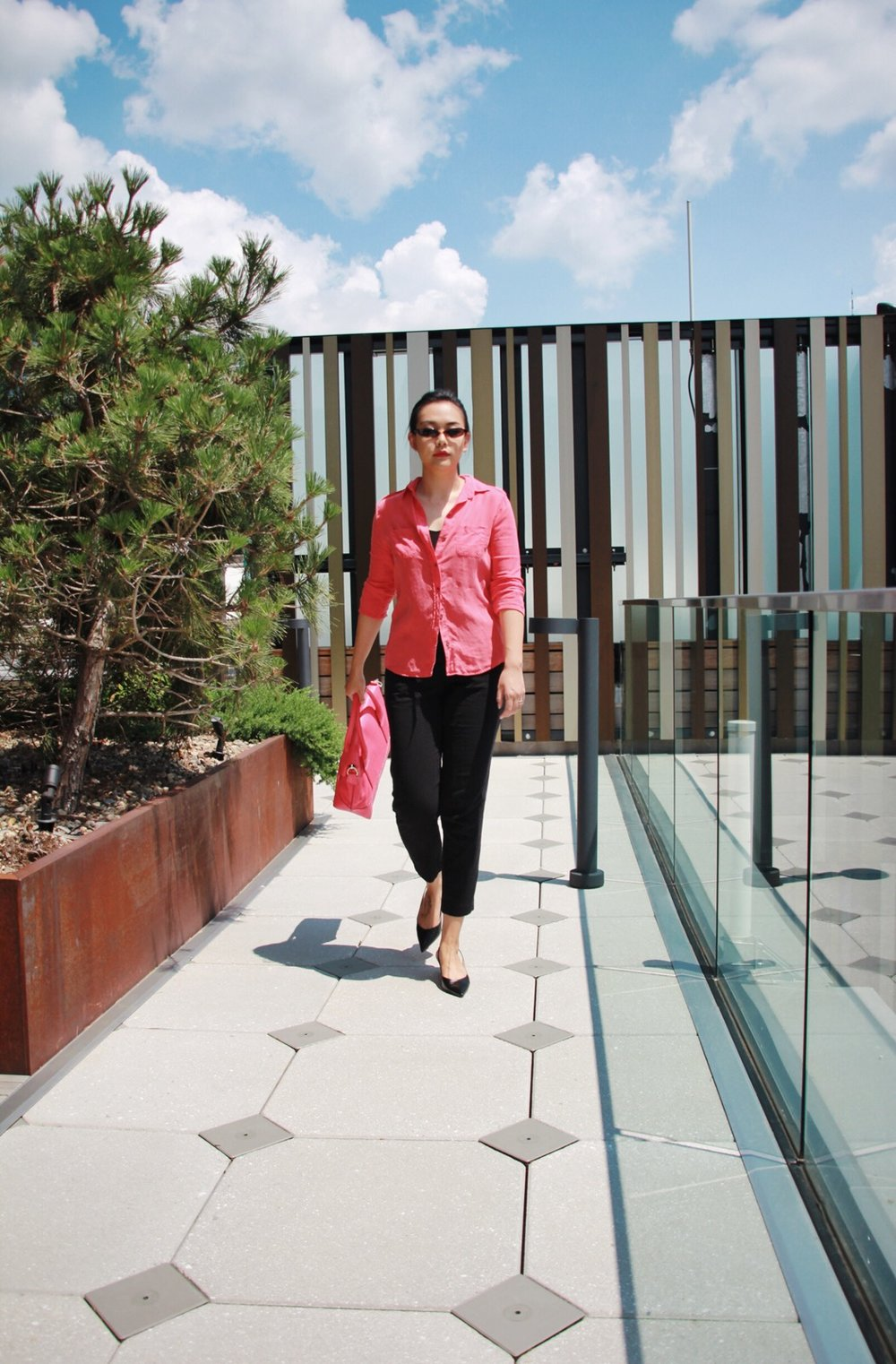 what to wear to work, summer work outfit, office outfit