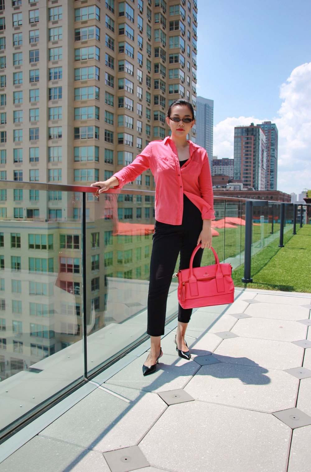 Work Outift & Style Tips - What to wear to work this summer